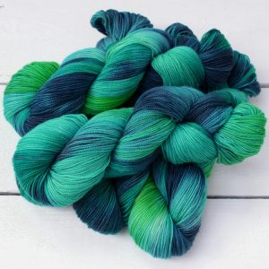 Blue Face Leicester 4-Ply Yarn