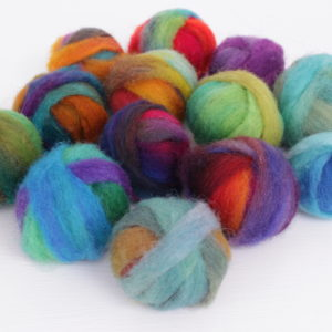 Shetland Wool Rovings