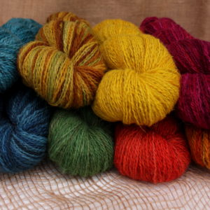 North Ronaldsay 4-Ply Wool Autumn Collection